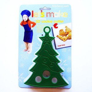 CORTANTE ABETO DE NAVIDAD 3D Kitchen Craft