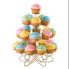 BASE EXPOSITORA MINI CUPCAKES x 24 Wilton