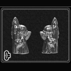 MOLDE ANGEL VELA 3D NAVIDAD Parpen