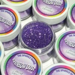 Sparkles Jewel Lavender Rainbow Dust