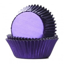 CAPSULAS MORADO METALIZADO House of Marie