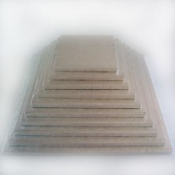 BASE TARTA CUADRADA 30x30x1 cm. FunCakes
