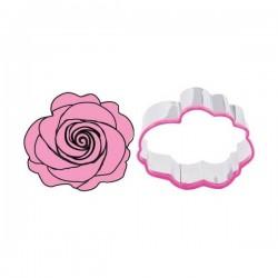 CORTANTE Y TEXTURIZADOR ROSA Blossom