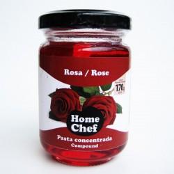 PASTA de ROSAS 170 grs. Home Chef