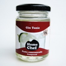 PASTA de GIN TONIC 170 grs. Home Chef