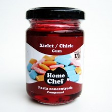 PASTA DE CHICLE Home Chef