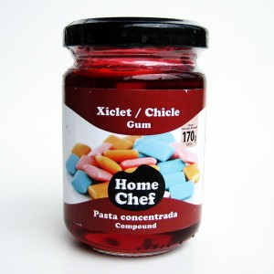 PASTA de CHICLE 170 grs. Home Chef
