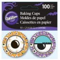 MINI CAPSULAS OJOS HALLOWEEN Wilton