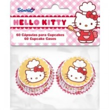 MINI CAPSULAS HELLO KITTY x 60