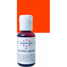 COLORANTE GEL NARANJA ELECTRICO Americolor