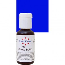 COLORANTE GEL AZUL REAL Americolor