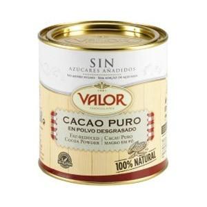 CACAO PURO Valor 250 grs.