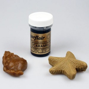 COLORANTE Sugarflair MARRON CARAMEL IVORY