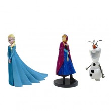 FIGURAS DECORACION FROZEN Disney