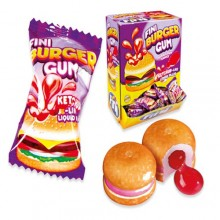 CHICLE BURGER FINI caja 200u - Chuches ArtCakes