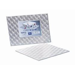 Base fina para tartas rectangular 38x28 cm. PME