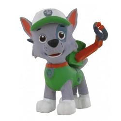 Figura Rocky, patrulla canina Paw Patrol