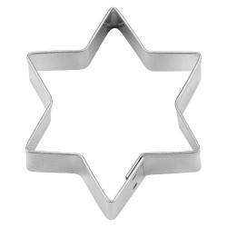 Cortante de galletas Stadter con forma de estrella