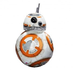 Globo del robot BB-8 de la pelicula Star Wars