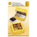 Caja galletas, caja dulces, galletas, caja wilton