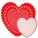 base corazon, blonda corazon, wilton