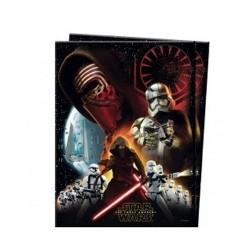 MANTEL PLASTICO Star Wars EPISODIO VII 120x180 cm.