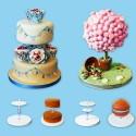 CAKE FRAME Kit TARTAS PISOS y ESFERAS