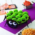 expositor araña cupcakes, Wilton, halloween
