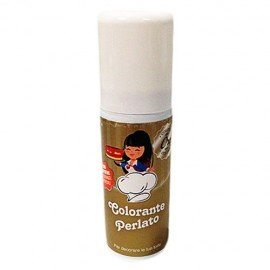SPRAY ORO PERLADO Solchim