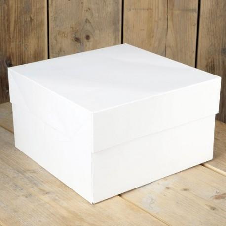 CAJA para TARTAS 30x30x15 cm. x 5 FunCakes