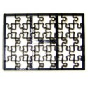 PATCHWORK CUTTERS PUZZLE