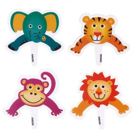 TOPPERS Wilton ANIMALES SELVA