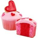 MOLDE MUFFINS Wilton, molde cupcakes, interior relleno cupcakes