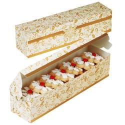 CAJA BOMBONES Wilton NAVIDAD, caja para dulces