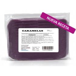 Fondant Caramelas color lila