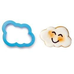 CORTANTE NUBE, Decora, galletas forma nube