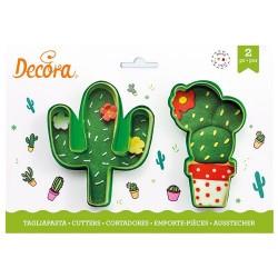 CORTANTE CACTUS, galletas cactus, Decora