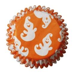 CAPSULAS FANTASMA HALLOWEEN, molde cupcakes, Culpitt