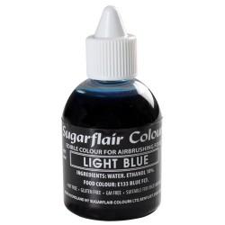 colorante aerografo azul claro, sugraflair