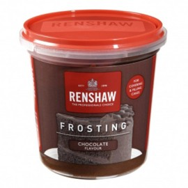 FROSTING CHOCOLATE Renshaw, cobertura chocolate
