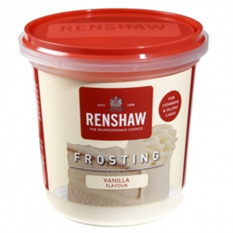 FROSTING Renshaw VAINILLA 400 grs.