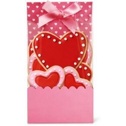 BOLSAS Wilton SAN VALENTIN, bolsas envoltorios galletas y dulces