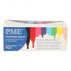 Colorantes PME x 8
