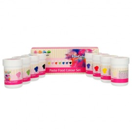 COLORANTES FunCakes x 8