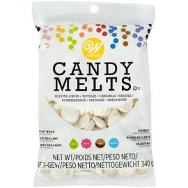CANDY MELTS BLANCO BRILLANTE Wilton