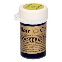 COLORANTE Sugarflair VERDE GOOSEBERRY