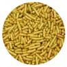 surtido fideos de azucar oro metalizado, postres y duces oro, Azucren