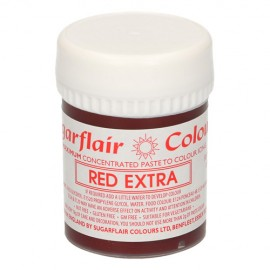 COLORANTE Sugarflair ROJO EXTRA