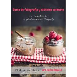 Fotografía y Estilismo culinario by Sonia Martin RESERVA