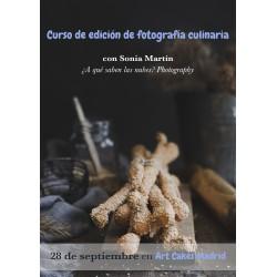 RESERVA Edición de Fotografía culinaria by Sonia Martin